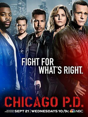 CHICAGO PD SEASON 4 COMPLETE Series FOUR FOURTH DVD P.D. Brand New Sealed