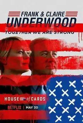 HOUSE OF CARDS SEASON 5 COMPLETE Series FIVE FIFTH DVD Brand New Sealed