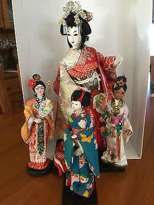 Japanese and Oriental Doll Collection