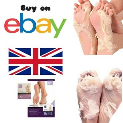 Peel Feet Foot mask Pair of socks Exfoliating Peel Off Baby Foot Lbiotica Peel