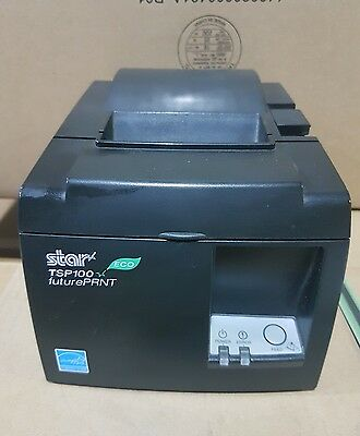 STAR TSP100 FuturePRNT ECO Thermal Receipt Printer POS