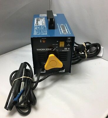 WorkZone ARC Welder 80A 230V
