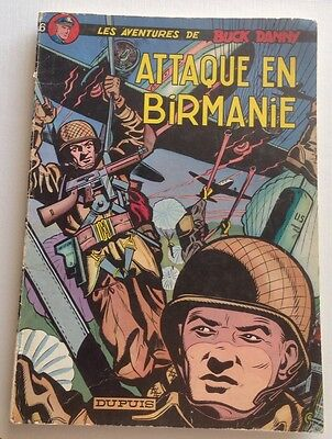 "BUCK DANNY N° 6 "" Attaque en Birmanie """