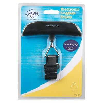 Travel More Electronic Digital Luggage Scales