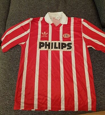 PSV Eindhoven Home Shirt Adidas 1993-94