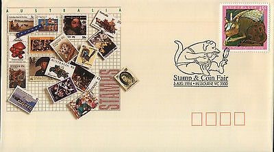 1994 Stamp And Coin Fair Melbourne