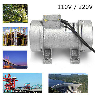 110V /220V 2840 RPM 300kgf Motor Table Motion Concrete Vibrator For Construction