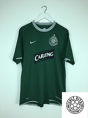 Celtic McCOURT #20 07/08 *Anniversary* Away Football Shirt (L) Soccer Jersey