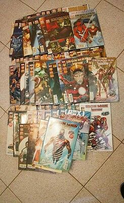 Marvel iron man dal n.1 al n.62
