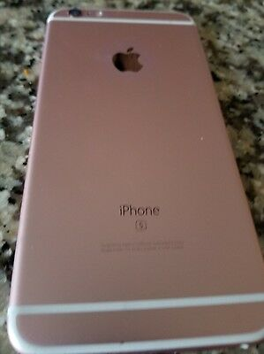 Apple iPhone 6s Plus - 64GB - Rose Gold (AT&T) Smartphone