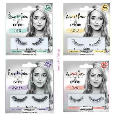Fleur De Force By Eylure - False Eyelashes | Choose Your Type | Glue Included