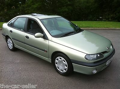 2000 Renault Laguna **pristine Show Room Condition**ultra Low Mileage**