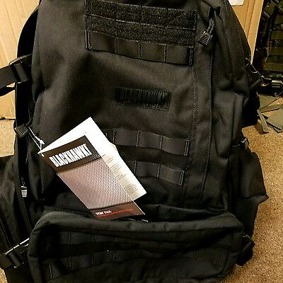 Blackhawk Titan Backpack with 100 oz. Hydration System, Black #65TI00BK