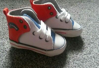baby boy sneakers 0-6 months