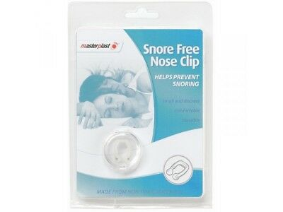 Snore Free Nose clip Magnetic Therapy Anti Snoring Device With Travel Case