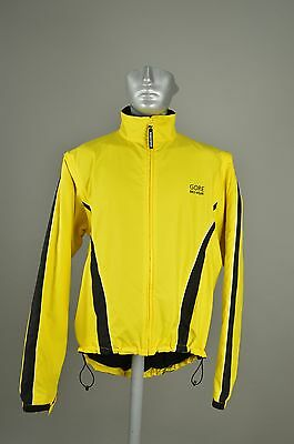 GORE BIKE Windstoper Convertible Jacket Vest Cycling MTB Warm Zip-Off sz L
