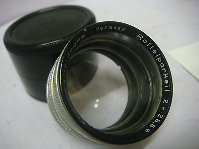 Vintage Rolleinar 2 28.5 mm RI with Rolleikein 2 in original Backelite box.