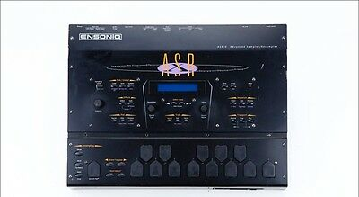 RARE Ensoniq ASR-X professional sampler - sequencer - FX machine (1997) manuals