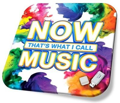 now thats what i call music complete collection on flash drive volume 1 to 96