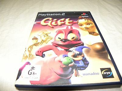 Gift Playstation 2 Game, PS2, Sony, PAL.