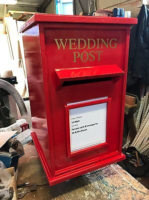 Wedding POST BOX Party Function