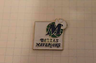 Pins Basket Nba Dallas Maverick Licence Officielle