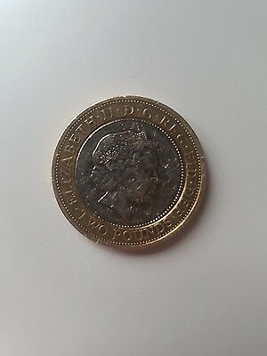 Very rare Royal Mint error 2 POUNDS COINS-Lord Kitchener First World War 2014
