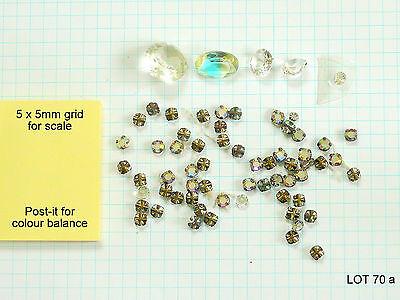 Jewellery making - Stones - Mixed lot (LOT 70) - 13 LOTs available, Pls read on.