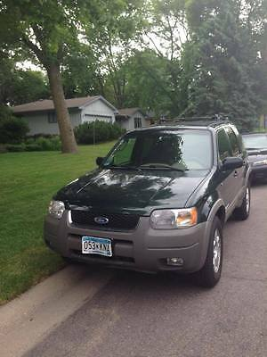 2001 Ford Escape XLT 2001 Ford Escape XLT [120,000 Miles] [Reliable and Clean]