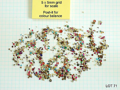 Jewellery making - Stones - Mixed lot (LOT 71) - 13 LOTs available, Pls read on.