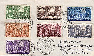 Egypt 1946 Arab League Cong. FDC