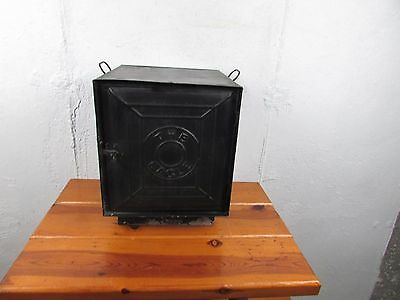 """Stove Top Oven """"The Eagle"""" Antique Vintage Portable Metal  or Campfire Camping"""