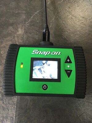 Snap-On BK5500AG Video Inspection Camera Green