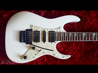 Ibanez RG 350 DX electric guitar - great condition