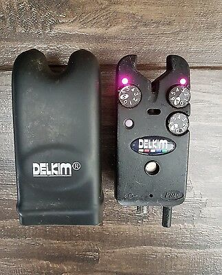 DELKIM PLUS TXi PURPLE HAZE. ALARM 1