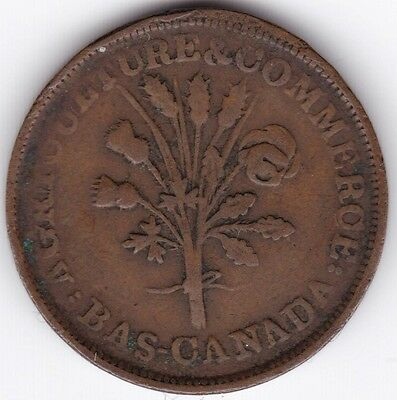 Lower Canada Montreal Token***Collectors***