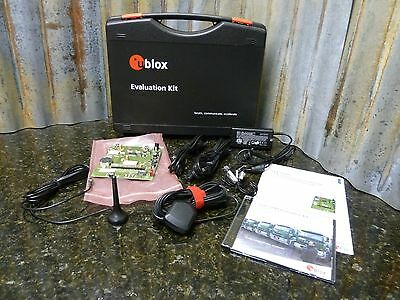 uBlox Quad Band GSM/GPRS Voice & Data Evaluation Kit EVK-G26H Fast Free Shipping