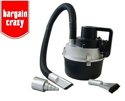 FORD FOCUS (Zetec 12v Wet And Dry Car Vacuum Cleaner Hoover