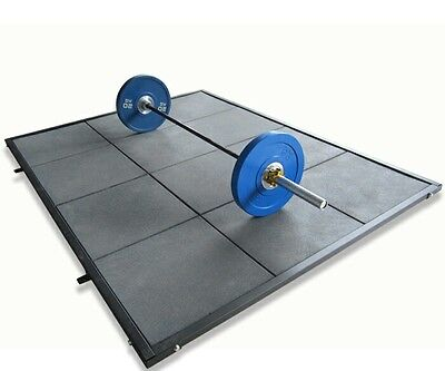 Olympic Weightlifting Platform