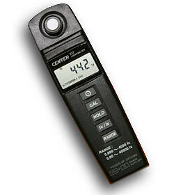 DIGITAL LIGHT METER - Center 337
