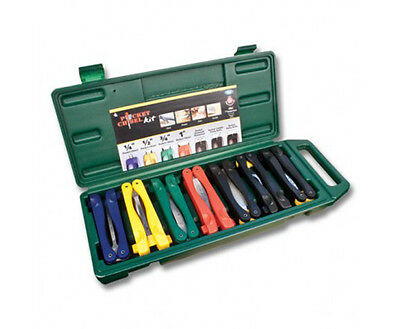 FastCap 7-Piece Pocket Chisel Kit with Carrying Case (FC.PCKIT)
