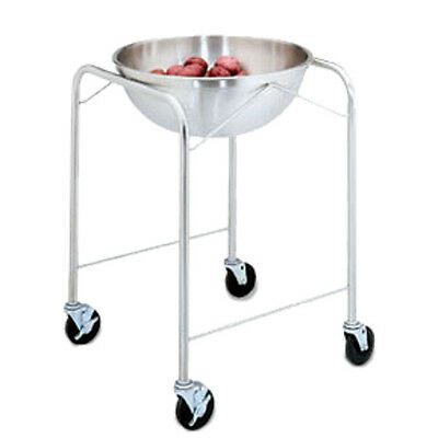 Vollrath 79301 Bowl Stand / Dolly With 30 Quart Mixing Bowl