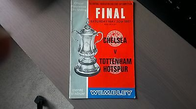 FA Cup Final programme 1967