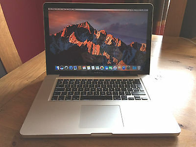 "Apple MacBook Pro 15"" - Core i7 2.00 GHz A1286 ✔ 500GB ✔ 4GB ✔ AMD Radeon GFX"