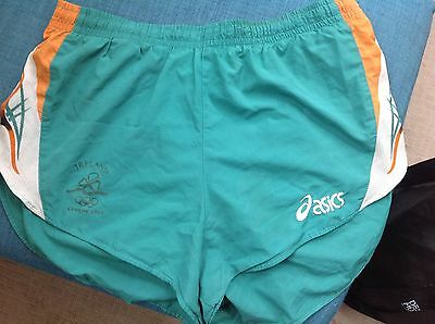ireland running shorts worn in the 1500metre semi final 2004 olympics in athens