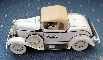 Ertl See's Candies Model A Convertiable Roadster