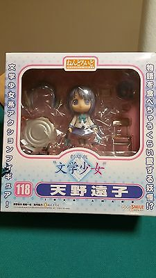 Unopened Nendoroid No.118 Book Girl Toko Amano JP ANIME USA SHIP!