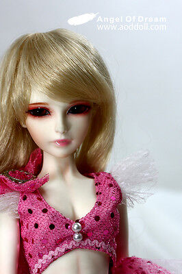 [wamami]AOD Mini 1/4 BJD Dollfie Girl Set FREE FACE UP/with EYES/~Wan Si