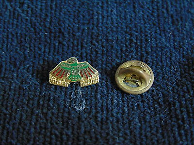 Pacific Region Canadian Forces Military Police Pin Lapel Thunderbird Logo