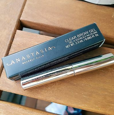Anastasia Beverly Hills Clear Brow Gel 2.5ml Brand New Boxed Fastest Postage